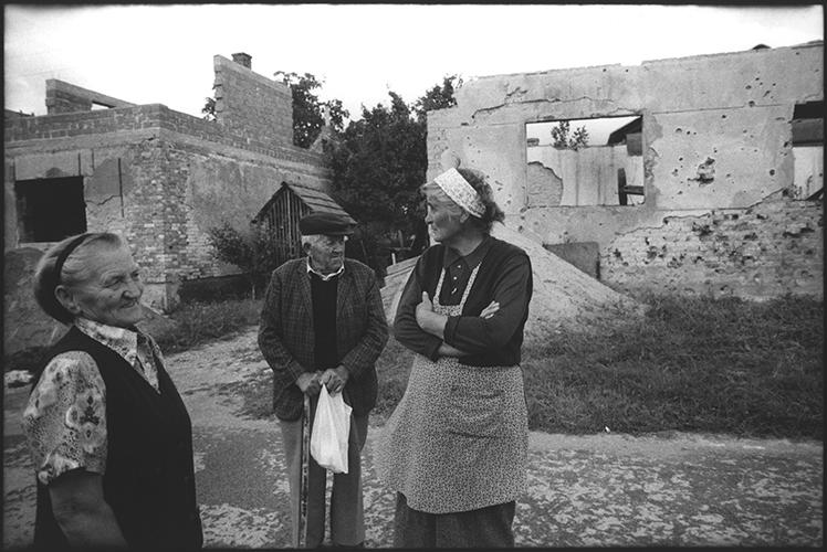 Kroatien; Slawonien; Lipik;1993