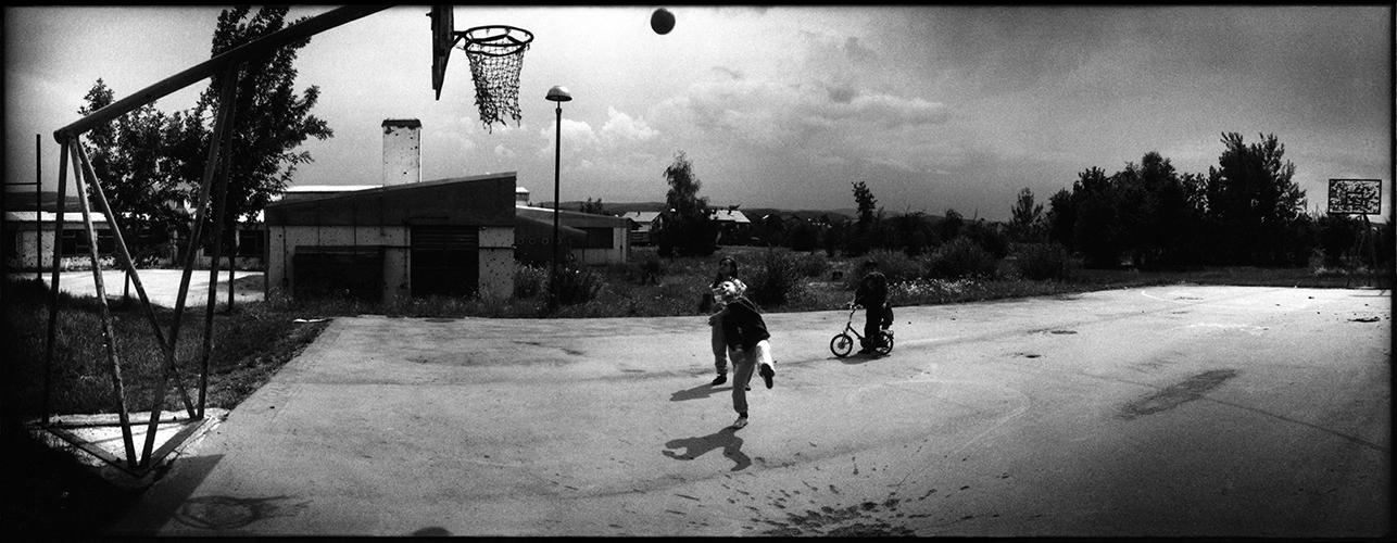Slawonien; Kroatien; Vukovar; 1994